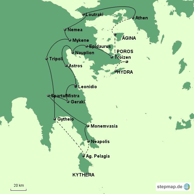reise nach kythera